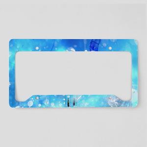 Wonderful dreamatcher on blue background License P