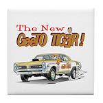 GeeTO Tiger Tile Coaster