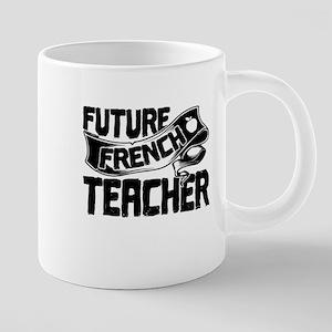 French Teacher Mugs