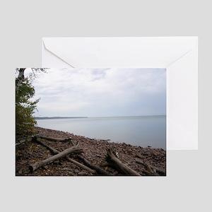 oddFrogg Lake Superior Cloudy Day Cards (10 pk)