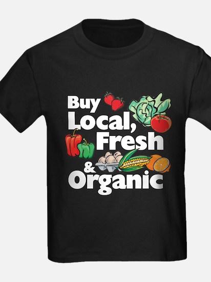 Buy Local Fresh & Organic T