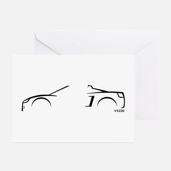 VX220 Greeting Cards (Pk of 10)