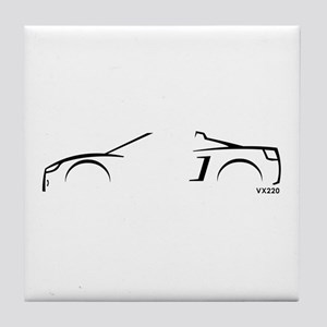 VX220 Tile Coaster