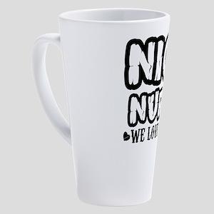 Nicu Nurse 17 oz Latte Mug