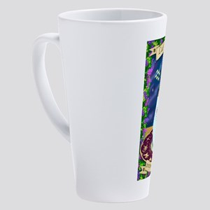Lady Aquarius 17 oz Latte Mug