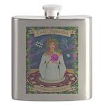 Lady Aquarius Flask