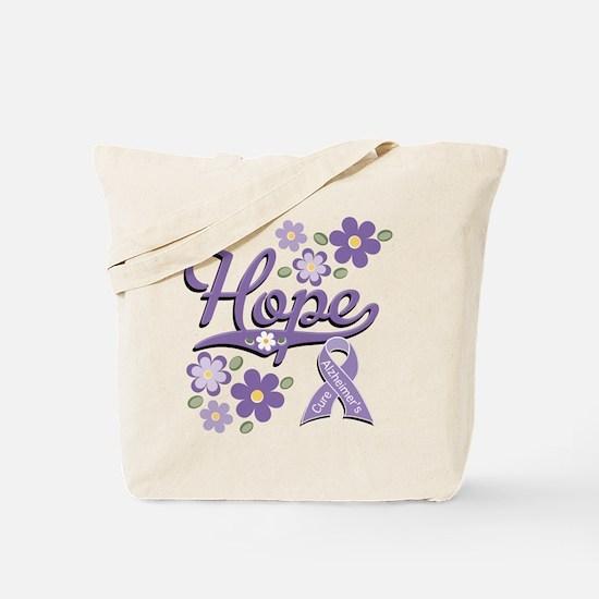 Hope Alzheimers Tote Bag