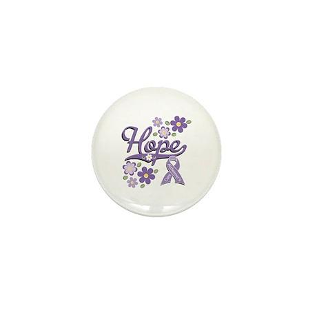 Hope Alzheimer's Mini Button (100 pack)