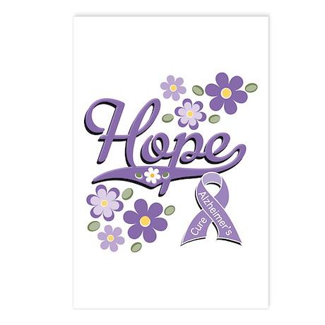 Hope Alzheimer's Postcards (Package of 8)