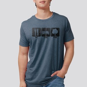 Eat Sleep Trees (deciduous) T-Shirt