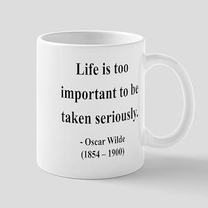 Oscar Wilde 17 Mug