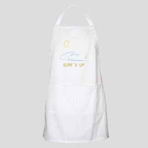 Sunny Day Surf's Up BBQ Apron