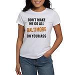 Baltimore Baseball Women's T-Shirt
