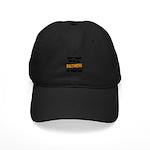 Baltimore Baseball Black Cap