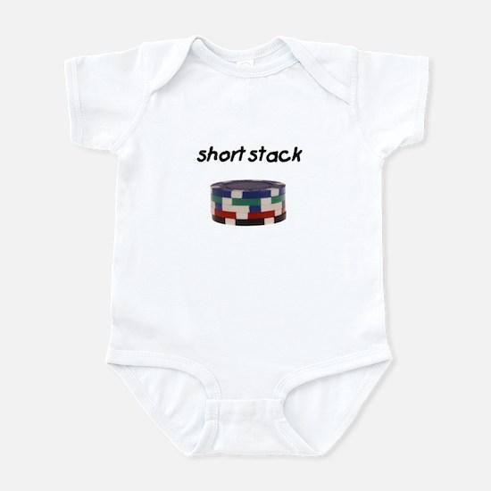 short stack Infant Creeper