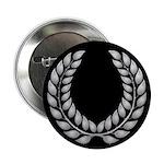 Black with Silver laurel 2.25