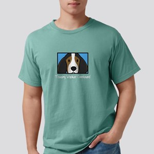 Anime TW Coonhound Women's Black T-Shirt