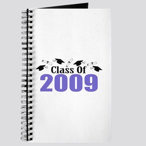 Class Of 2009 (Purple Caps And Diplomas) Journal