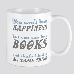 Buy Books Happiness Stainless Steel Travel Mugs