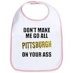 Pittsburgh Baseball Bib