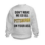 Pittsburgh Baseball Kids Sweatshirt
