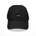 Pittsburgh Baseball Black Cap
