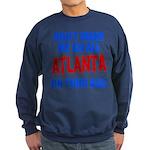 Atlanta Baseball Sweatshirt (dark)