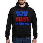 Atlanta Baseball Hoodie (dark)