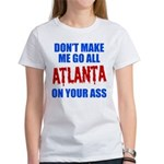 Atlanta Baseball Women's T-Shirt