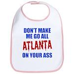 Atlanta Baseball Bib