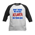 Atlanta Baseball Kids Baseball Jersey