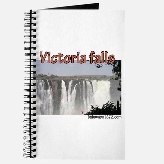 Cute Victoria falls Journal