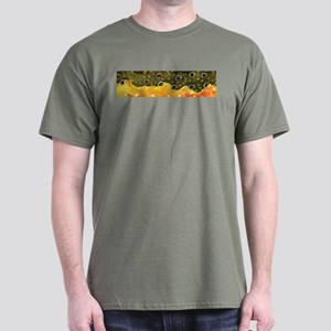 Brook Trout Skin Dark T-Shirt