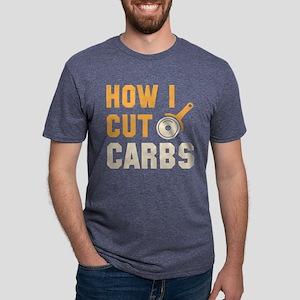 How I Cut Carbs Women's Dark T-Shirt