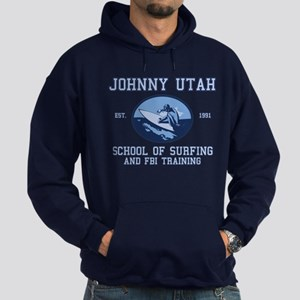 johnny utah surfing school Hoodie (dark)
