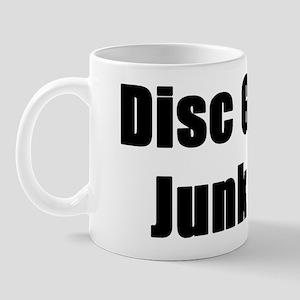 Disc Golf Junkie Mug