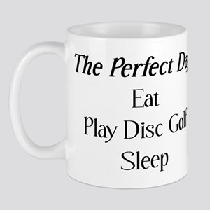 Perfect Disc Golf Mug