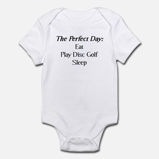 Perfect Disc Golf Infant Bodysuit