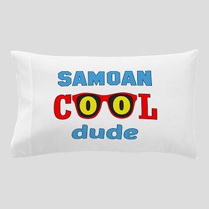 Samoan Cool Dude Pillow Case