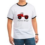 Farm Boy Tractor Ringer T