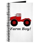 Farm Boy Tractor Journal