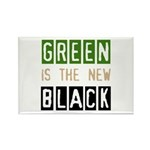 Green is the New Black Rectangle Magnet (100 pack)