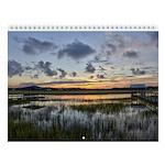 New For 2019 Pawleys Island Sunset Wall Calendar