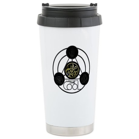 Lupe Fiasco's The Cool Stainless Steel Travel Mug