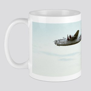 B-24 and B-17 Flying Mug