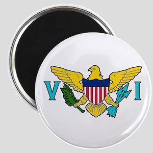 Virgin Island Magnet