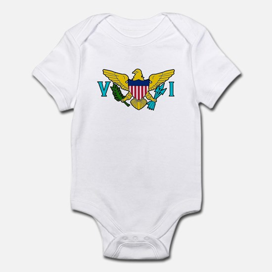 Virgin Island Infant Bodysuit