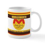 11 Oz Ceramic Mug Bbq Mugs