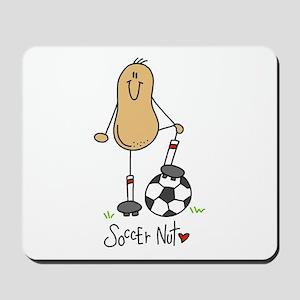 Soccer Nut Mousepad