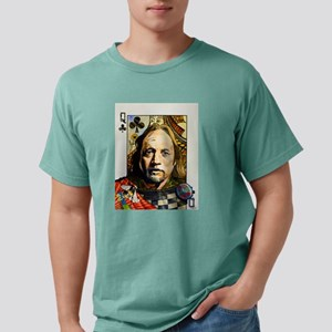 Stephen Stills : Black Queen T-Shirt
